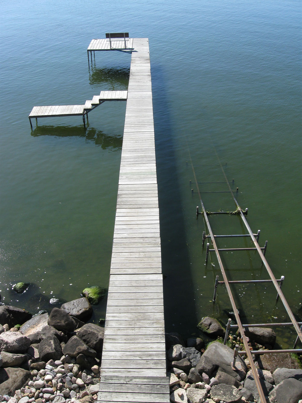 Deano Dock and Lift - Madison - Pier, Dock, Boat Lifts - Sales and